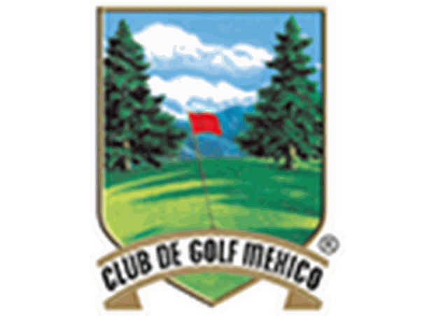 Club de golf México Logo