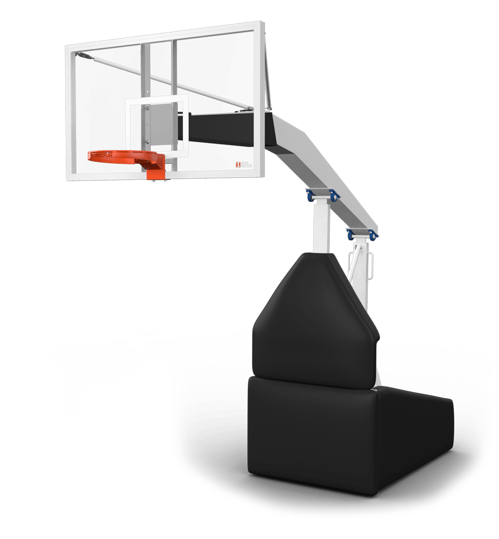 Sistema de basquetbol recreativo silver